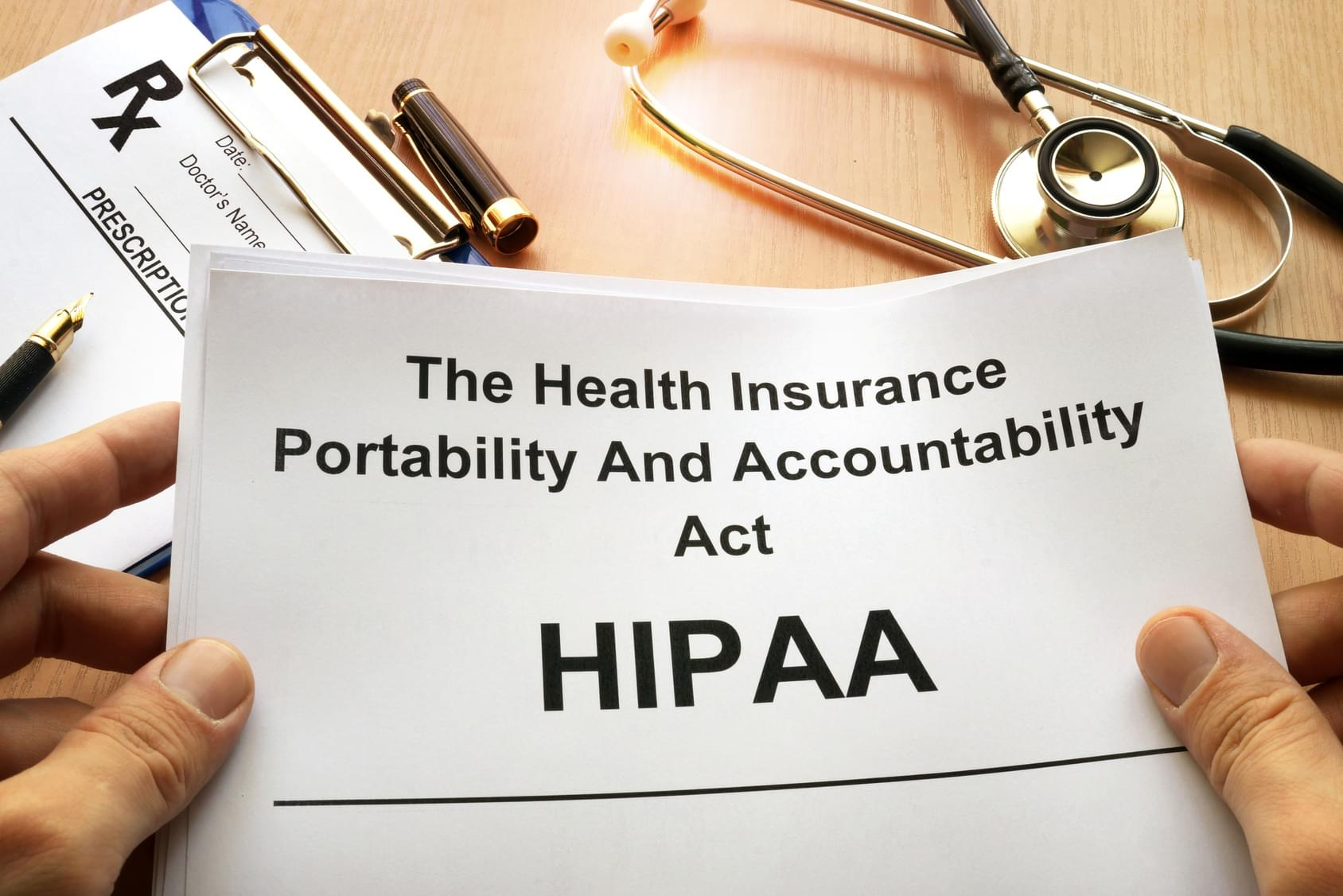 Requirements of HIPAA Compliant Email